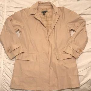 Ralph Lauren petite rain jacket